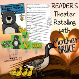 Reader's Theater with Mother Bruce
