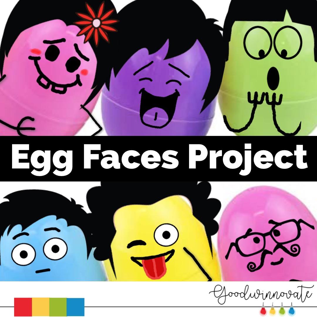 Egg Faces iPad Project